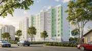 В Севастополе вышли на рынок квартиры от 4,3 млн рублей в ЖК «Ореховый