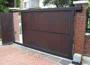 Недорогие и надежные ворота в дом и гараж - foto 1