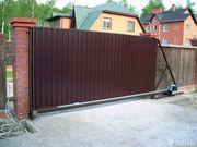 Недорогие и надежные ворота в дом и гараж - foto 3