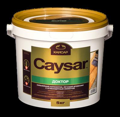 Антисептик для древесины Кайсар ДОКТОР (лечит и защищает древесину) - main