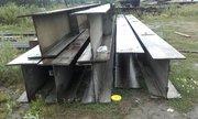 Продаем металл БУ балку ,  уголок,  швеллер , лист - foto 1