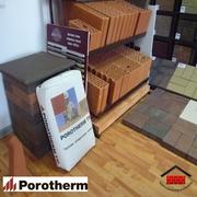 Блок крупноформатный Porotherm 38 - foto 0