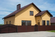 Фасадный кирпич Кемма,  цвет слоновая кость - foto 2