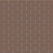 Фасадный кирпич Кемма,  цвет коричневый - foto 1