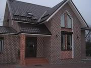 Фасадный кирпич Кемма,  цвет коричневый - foto 2