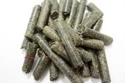 Пеллеты из лузги подсолнечника - просто, удобно и дешево.