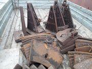 Запасные части СМ 1456: футеровки,  облицовки,  секции решетки,  клинья - foto 2
