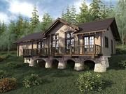 Дизайн фасадов зданий и сооружений - foto 0