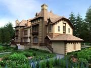 Дизайн фасадов зданий и сооружений - foto 1