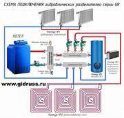Гидравлические разделители от производителя - foto 0