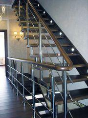 Лестницы и ограждения - foto 0