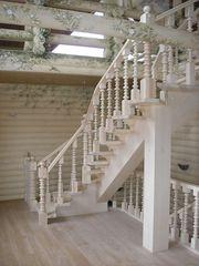 Лестницы и ограждения - foto 5