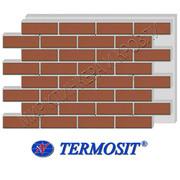 Фасадные отделочные термопанели под кирпич Термозит - foto 1