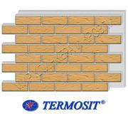 Фасадные отделочные термопанели под кирпич Термозит - foto 2