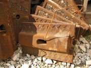 Бронеплиты для сырьевых и цементных мельниц 2х10, 5,  2, 6х13,  3, 2х15,  4,  - foto 1