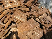Бронеплиты для сырьевых и цементных мельниц 2х10, 5,  2, 6х13,  3, 2х15,  4,  - foto 3