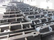 Отливка из износостойкой стали. Литье 110Г13Л - foto 0