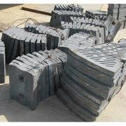 Отливка из износостойкой стали. Литье 110Г13Л - foto 1