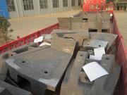 Отливка из износостойкой стали. Литье 110Г13Л - foto 3