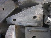 Зап. части мельниц: торцевые футеровки,  лобовые бронеплиты,  сектора ре - foto 1