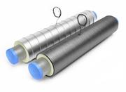 Теплоизоляция скорлупой ППУ или пенополиуретаном